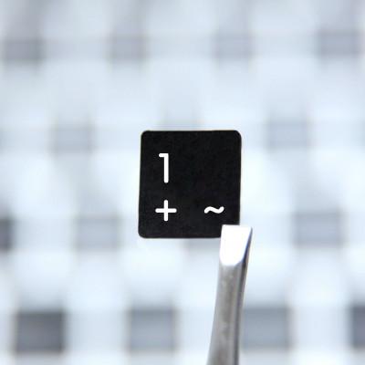 Install czech keyboard stickers