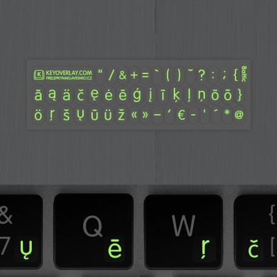 t baltic keyboard stickers lumino