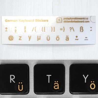 german gold comb